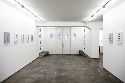 Installation OSL-contemporary 2012