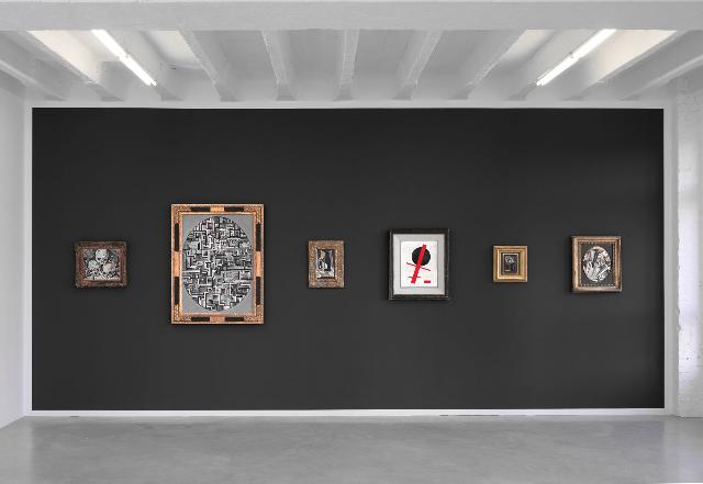 Galerie Opdahl Berlin 2012