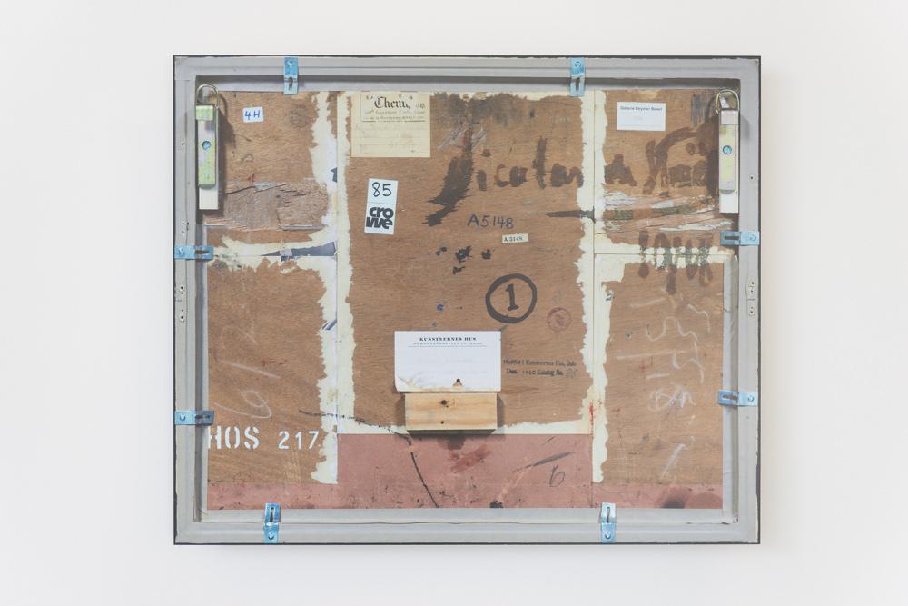 Giclee Print 54 x 68 cm, 2012