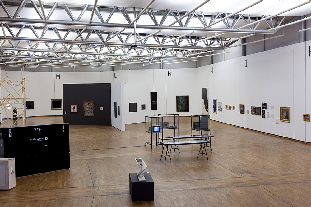 Main Hall Exhibition Overview