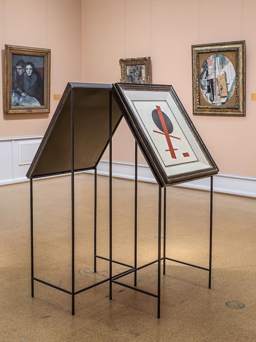 Museum Work, Nasjonalgalleriet 2018
